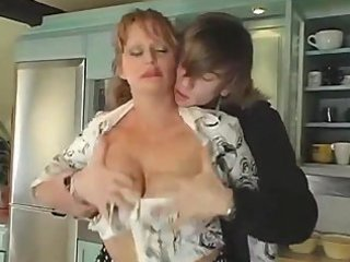 bitch grown-up bangs son of neighbouring