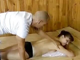 mad old slut acquires uneasy banged