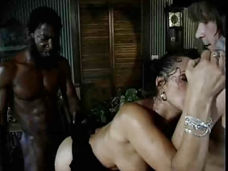 mennonite finds his maiden licking off the black