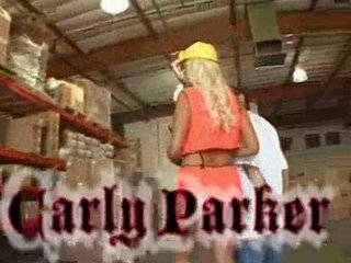 milf carly parker deepthroats hard and takes