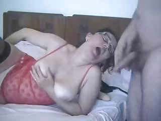 my mature woman is really a slut ! inexperienced