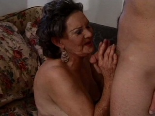 brunette granny wills hairy real climax