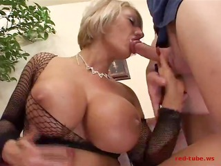 hottest large boobed girl drilled uneasy 1