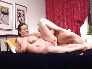 gang-banged german mature bbw