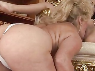 granny and young having homosexual woman porn