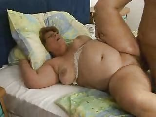 large lady hetty chubby old drilled hot