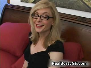 blond mom in glasses tasting inflexible part4