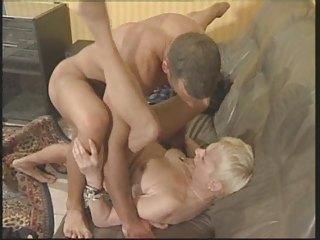 granny in position