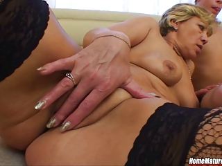 grown-up pussy gets control
