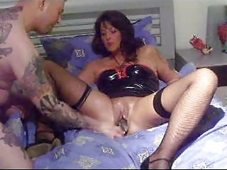 fresh lady fingering and footing!