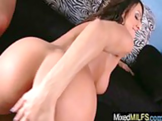 extremely impressive milf own hardcore porn with