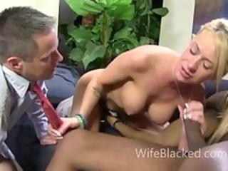 cuckold girl prefers black dick when shamed