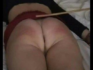 bondaged and analed maiden