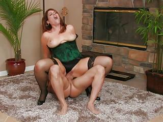 extremely impressive busty lady richard banging