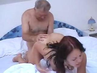 granddad adore granddaughter