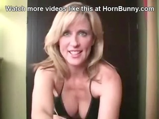 milf son dirty talk pov handjob - hornbunny.com