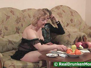 pure lady with amateur friend
