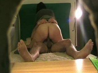 my giant ass french woman riding my penis