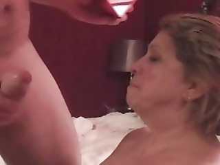 grown-up large bossom queen marti adores tasting