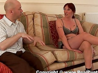 fat babe lives for her cock addiction