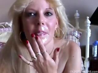 fucking sweet lady in fishnet pantyhose