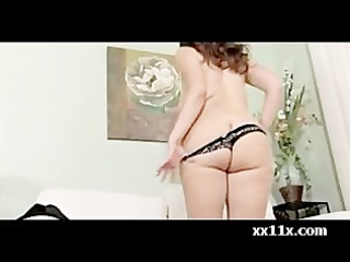 slutty huge girl plays