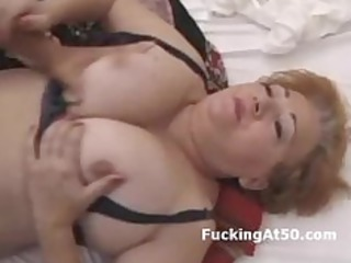 slutty rufous fat grandma fucked by fresh