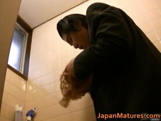 japanese slut is desperate and grown-up part1
