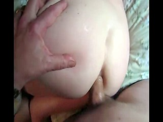 mature blonde arse to mouth clean cream