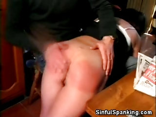 cougar sweet spanked