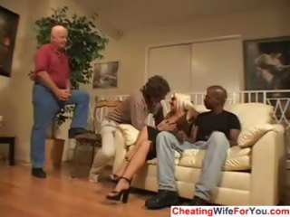 cuckold housewife jizzed on