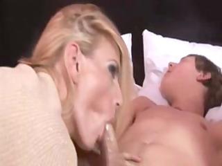 sexy mum and not her daughter share freshman