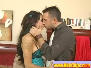 enormously impressive sweet housewives banged