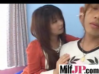 japanese grown-up sluts get difficult nailed
