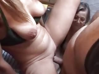 pervert german lady &; her daugther fucked &;