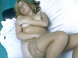 hirsute cougar german vagina