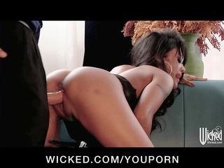 so impressive working babe kaylani lei gang-bangs