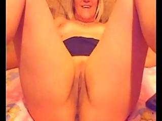 amateur older 49yr old blonde on web cam
