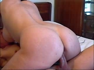 wife with large breast and anal drives lone