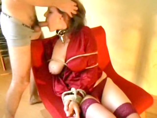 my buxom angel bound and physiognomy drilled