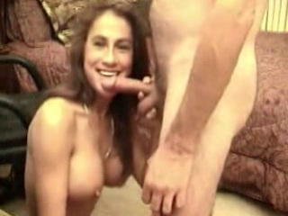 this sweet mature chick starts with a super cock