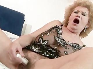 desperate homosexual woman granny for delightful b