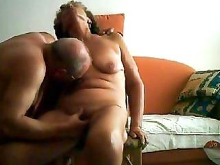 pure orgasm of a 64yo old