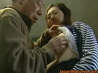 japanese lady likes awesome porn part4