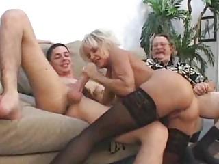 hot older copulates inexperienced dick