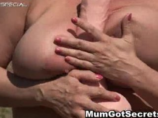 desperate woman acquires her hairy muf gangbanged