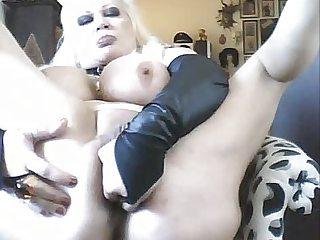 wonderful large breast mature on cam (major