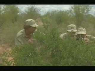 diana - cheating wife gangbanged in jungle