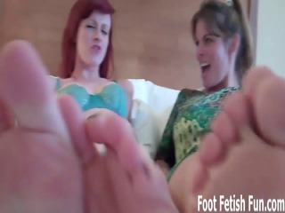 rub your dick for milf nikkis little foot