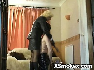 wonderful desperate slut smoking awesome fetish